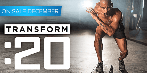 Transform 20 Shaun T New Workout