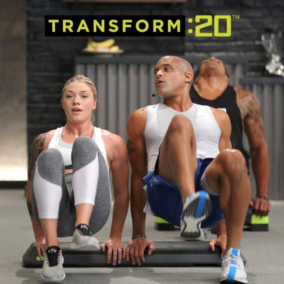 Transform 20 Workouts