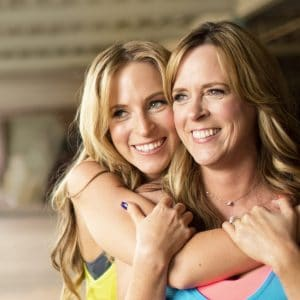 About Kim and Kalee Sorey – Healthy Living Mother-Daughter Duo