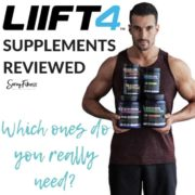 are liift4 Supplements needed?