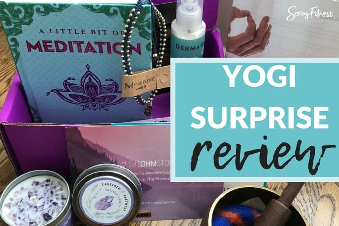 Yogi Surprise Box Review: See What's Inside!
