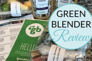 greenblender review