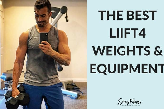 The Best LIIFT4 Weights - You Guide to LIIFT4 Equipment