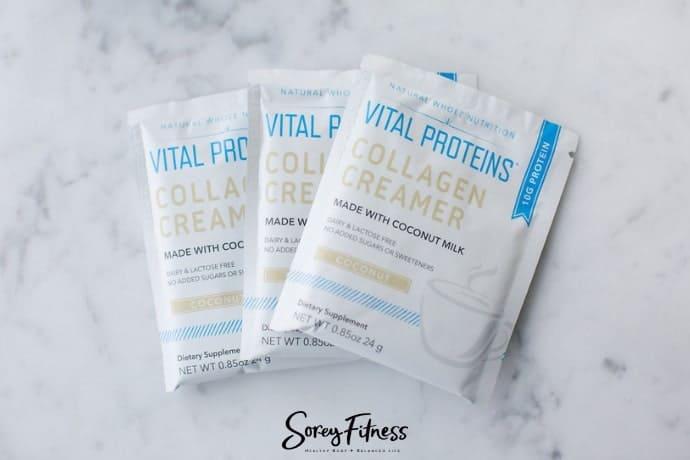 Healthy Coffee Creamer - Collagen Cream