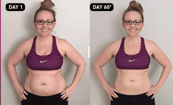 PiYo Results Before and After Pictures