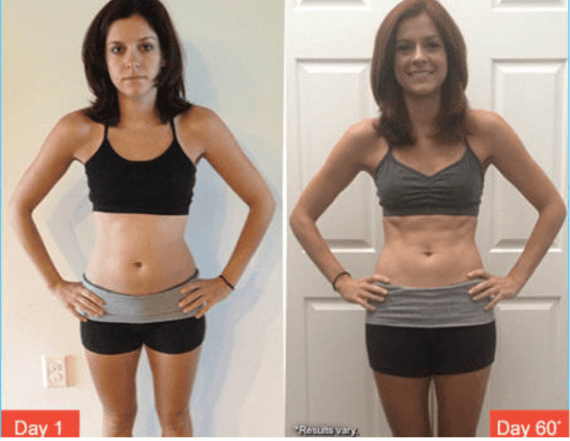 Piyo Before and After