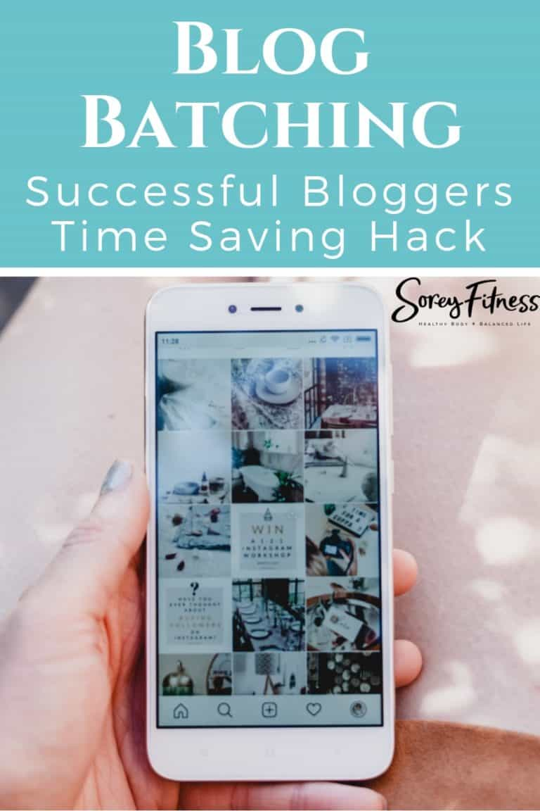 Blog Batching – The Content Secret of Successful Bloggers