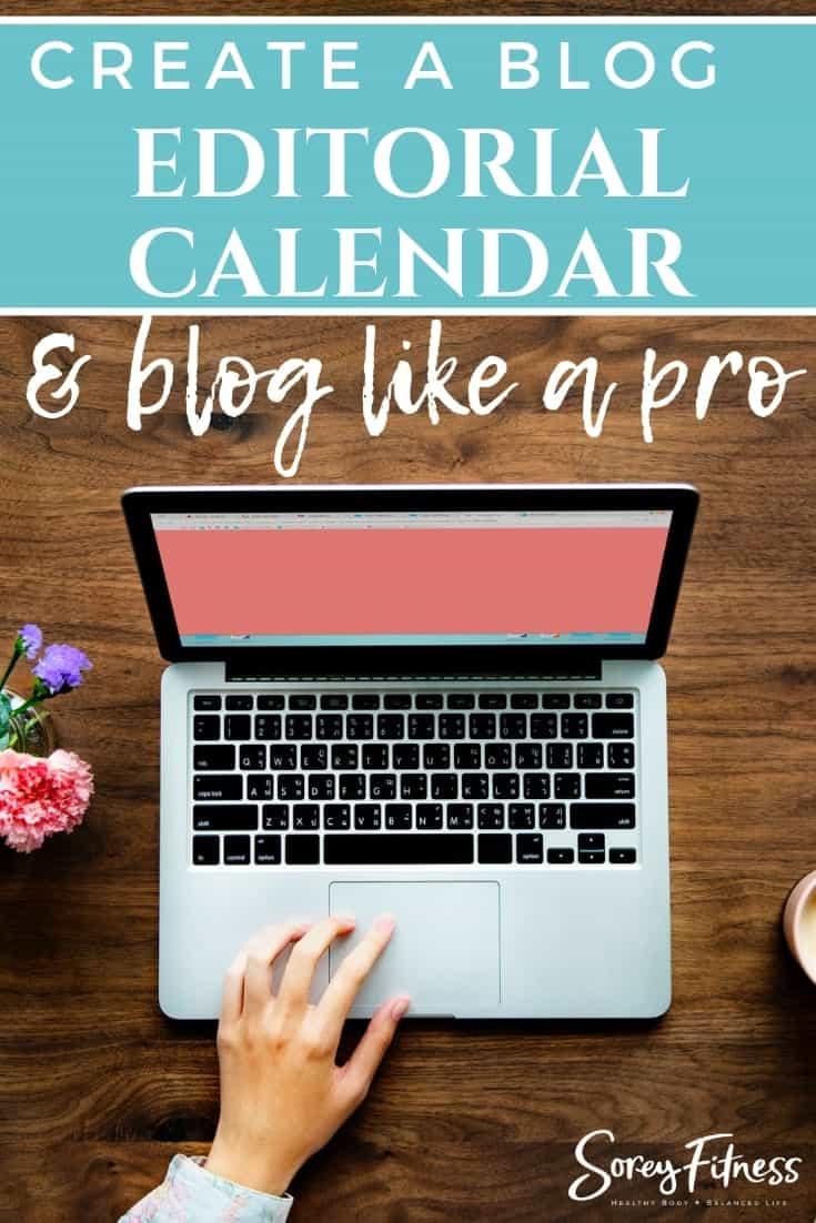 An Editorial Calendar Helps You Plan Blog Content Like a Pro
