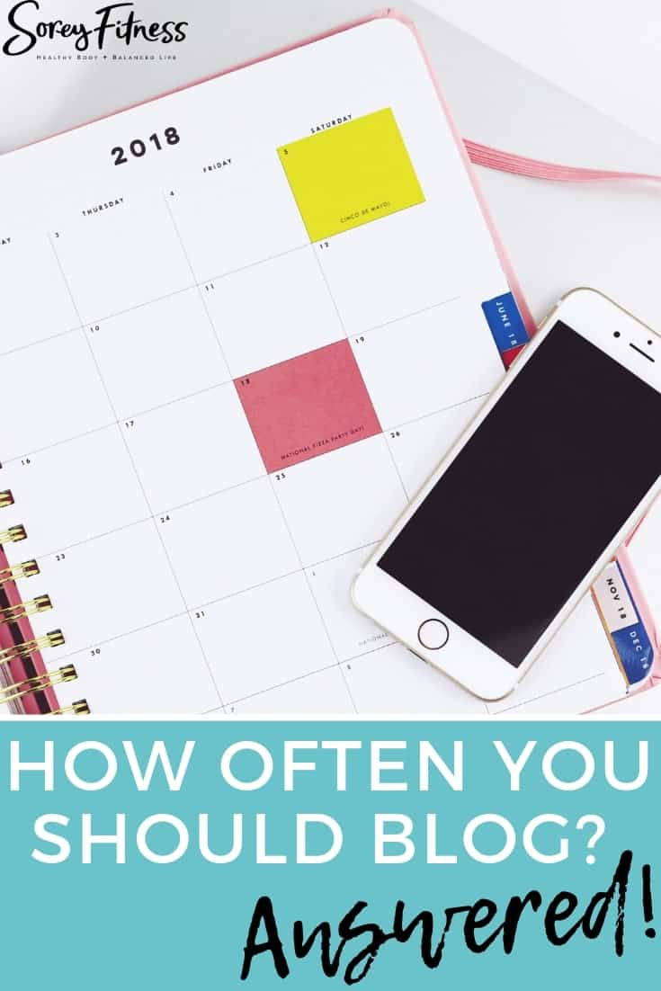 How Often Should You Blog? Our Answer Will Shock You