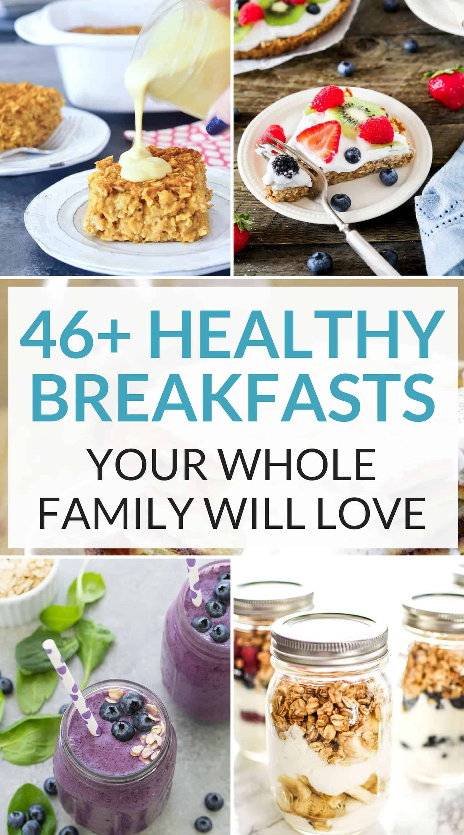 46+ healthy breakfast ideas for the whole family | healthy breakfasts recipes | healthy meal prep | healthy breakfast ideas for weight loss | healthy lunch ideas for work | lose weight while at work #healthyfood #healthyrecipes#healthyeating #healthyliving#healthymeals #mealplanning#mealideas #lunchideas