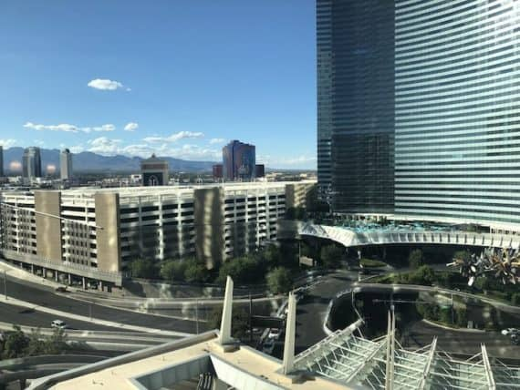 Las Vegas View Aria