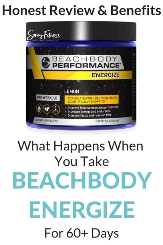 What Happens When You Take Beachbody Energize Review