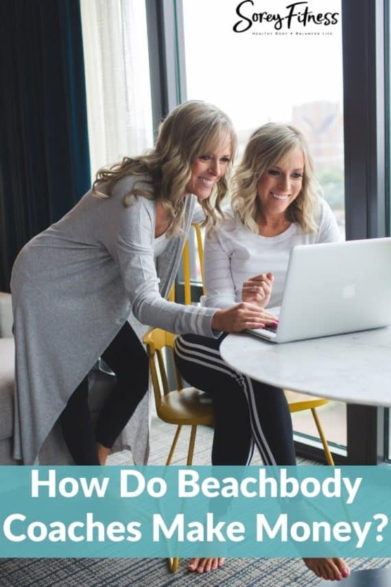 how do Beachbody Coaches Make Money
