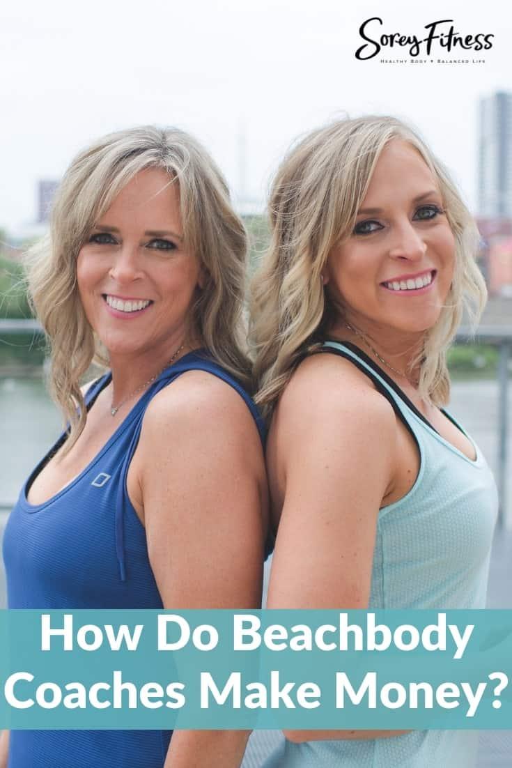 How do Beachbody Coaches make money?