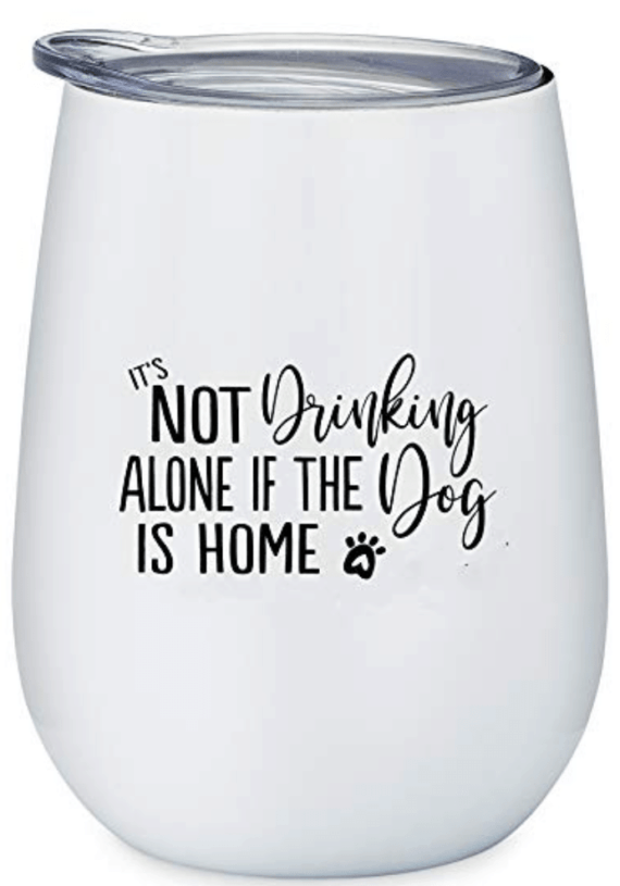 Best Gifts for Dog Lovers Wine Glass