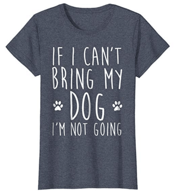 Women's Dog Tshirt