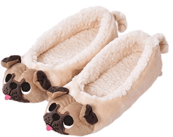 Best Gifts for Dog Lovers Slippers