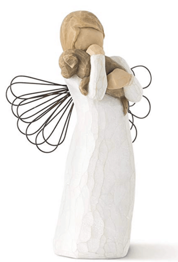 Willow Figurine for Dog Lovers