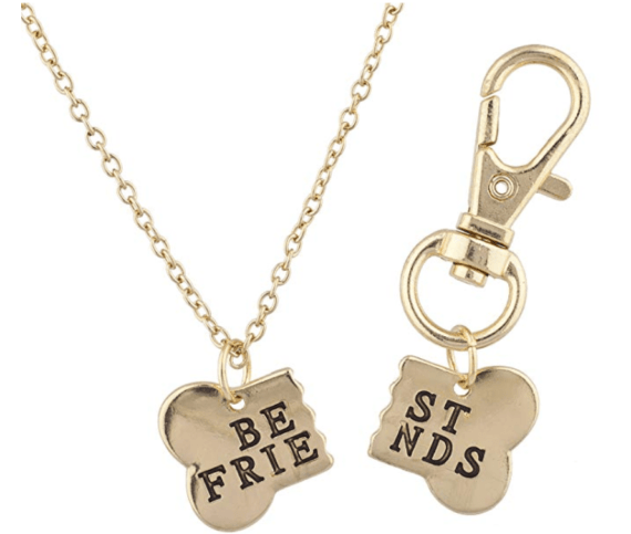 Best Friend Necklace for Dog and owner