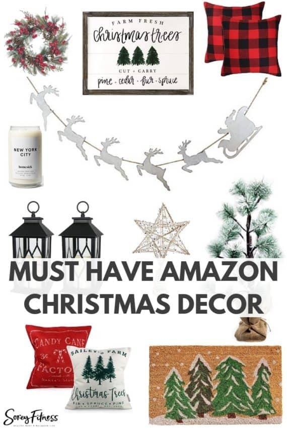 Christmas Decorations on Amazon