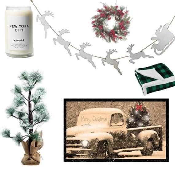 Christmas Decorations on Amazon (