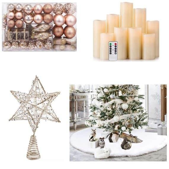 Christmas Tree Decorations on Amazon-min