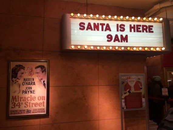 Macy's Santa Land NYC