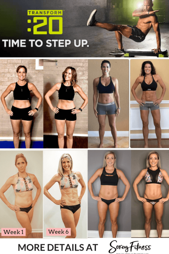 Transform 20 Results Before and After Photos