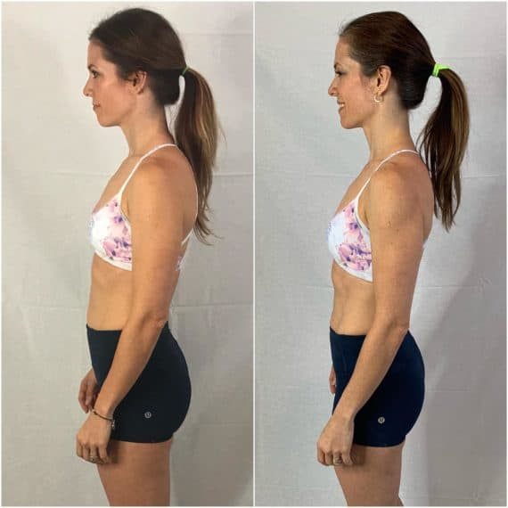 Transform 20 before and after results