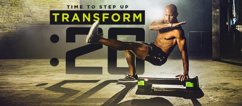 Transform20 Workouts