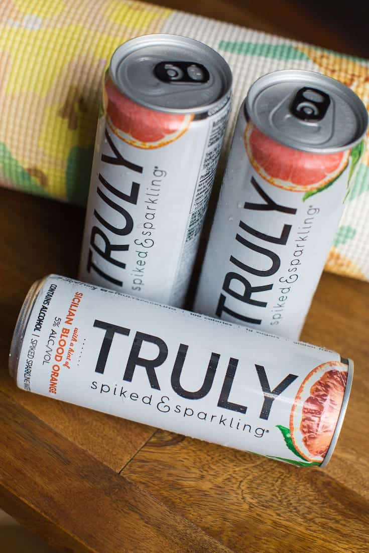 Truly Spiked Seltzer Taste Test