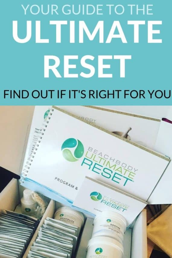 Ultimate reset review