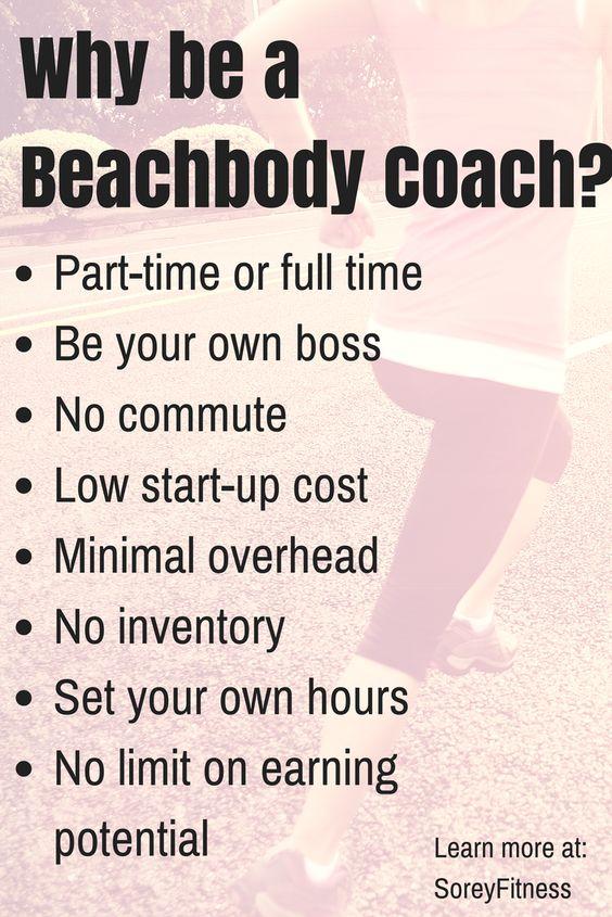 Why Become a Beachbody Coach