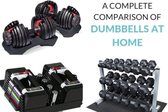best dumbbells to use at home