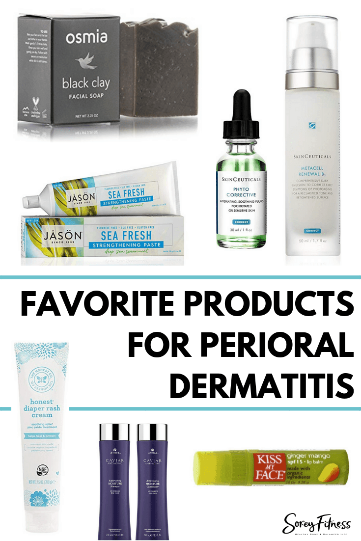 Perioral Dermatitis Products: My Favorites for Sensitive Skin