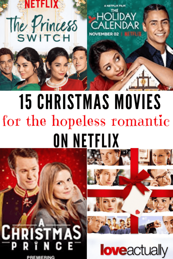 romantic christmas movies on netflix 2018