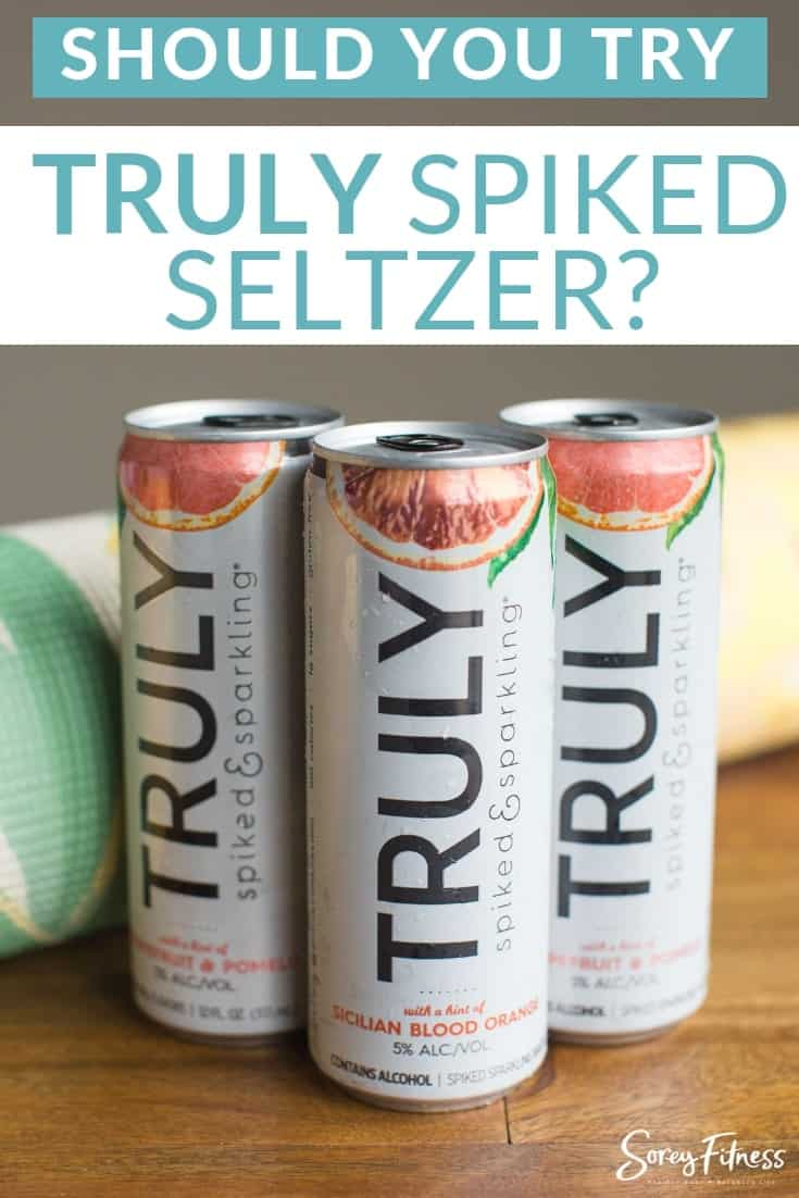 truly spiked seltzer review