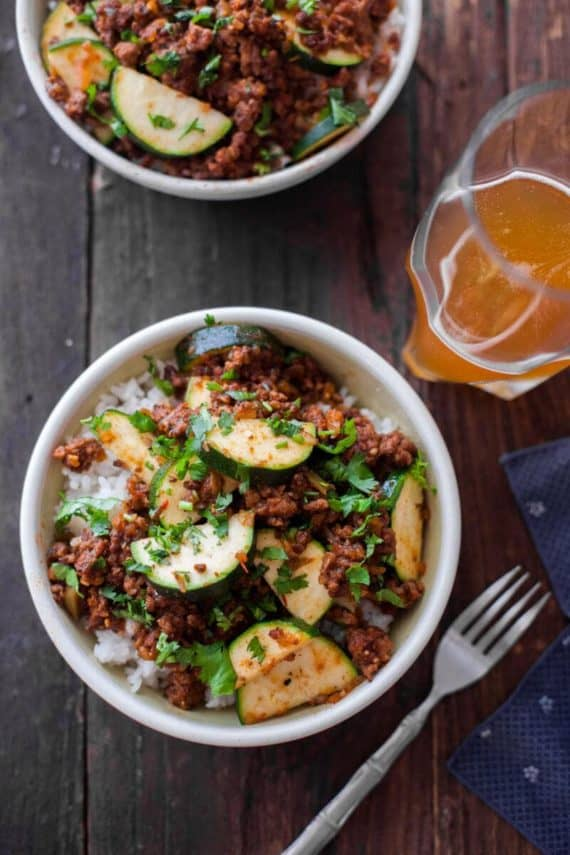 healthy dinner recipes using ground beef