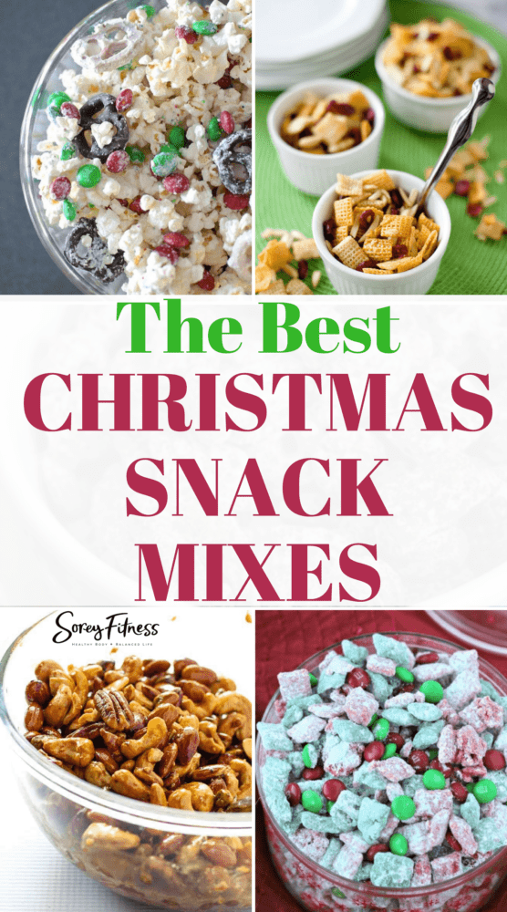 The Best Christmas Snack Mix Recipes