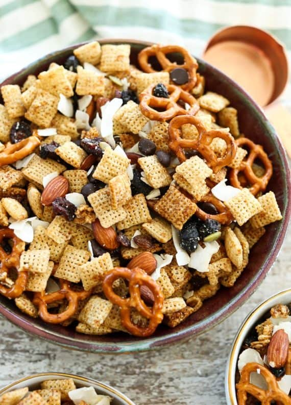Sweet and Salty Chex Mix
