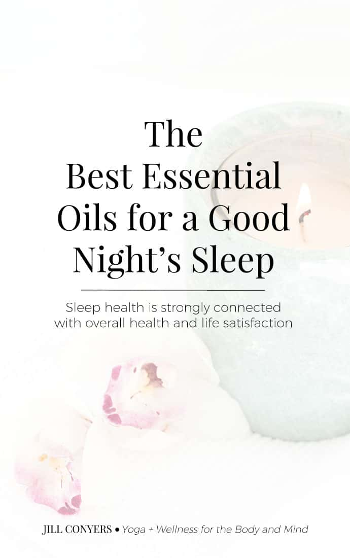9 Essential Oils for Sleep & How to Use Them