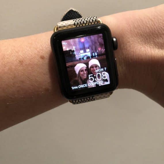 Apple Watch 3 Face