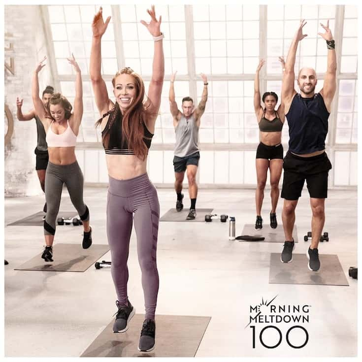 MM100 Workouts