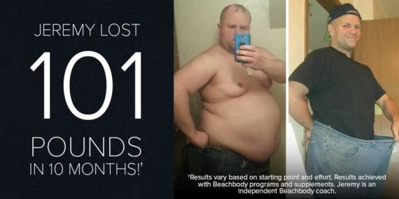 P90X Results Weight Loss