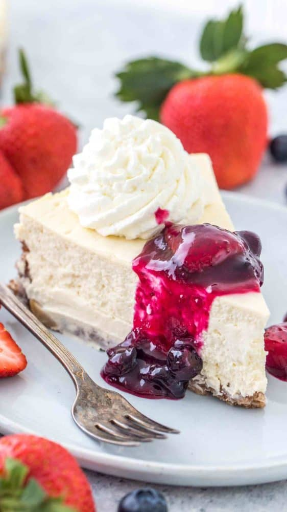 Low Carb Desserts: Cheesecake