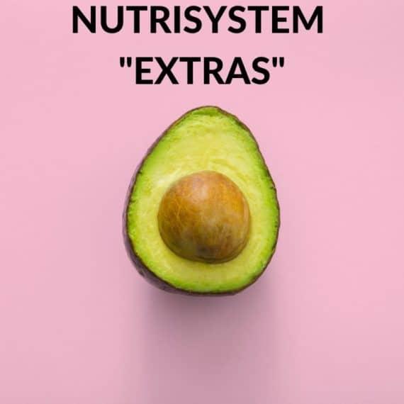 nutrisystem extras