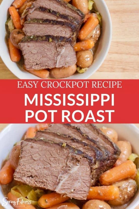 Easy Mississippi Roast Recipe
