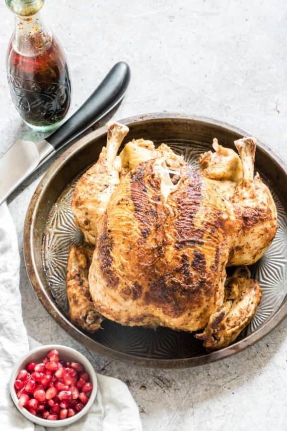 Instant Pot Chicken Whole 30 Dinner recipe