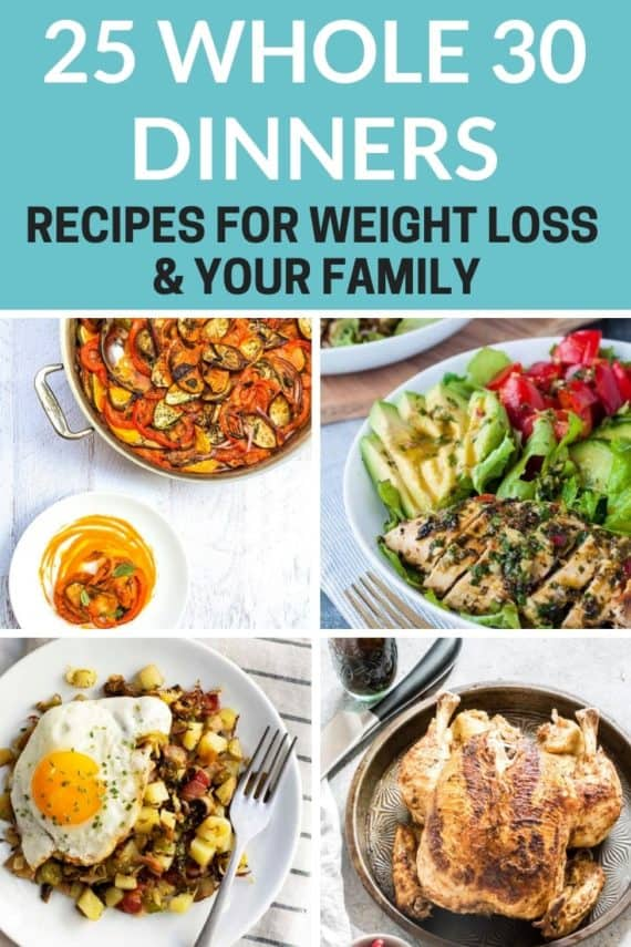 whole 30 dinner recipes recaped