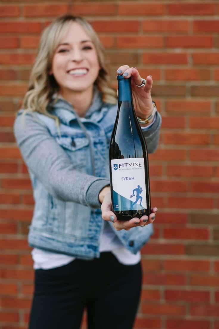 FitVine Syrah Wine